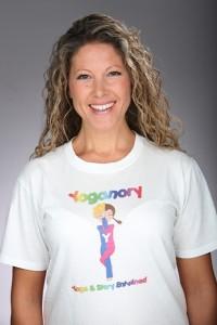 Hayley Chalwin, Yoganory teacher